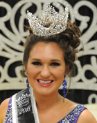 2018 Miss Illinois Festival Pageant Queen